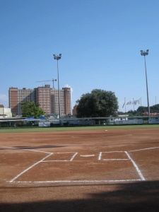 The home of Nuoro softball and the scene of Armando and Bepe's epic battle.